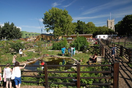 Stepney Farm After