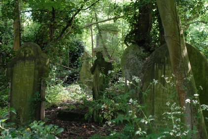 Nunhead Cemetery April 09 135